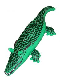 Crocodile, Inflatable, Approx 140cm