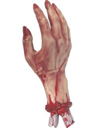 Severed Gory Hand, 30 cm / 12 inches