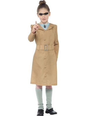 Girls Miss Trunchbull Roald Dahl Costume